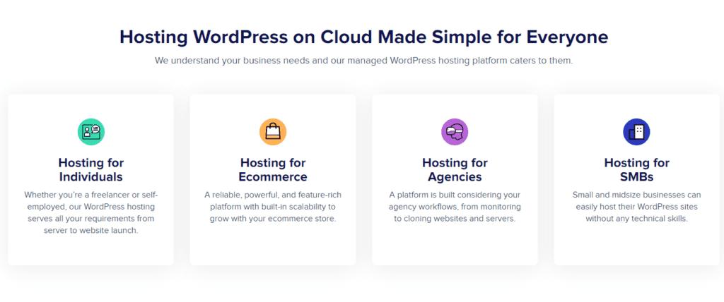 Optimized for WordPress websites